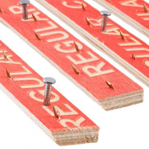 Wood Pin Carpet Gripper 1.52m (Box of 100)