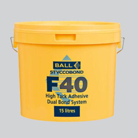 Styccobond F40 High Tack Dual Bond Adhesive – 15 Litres