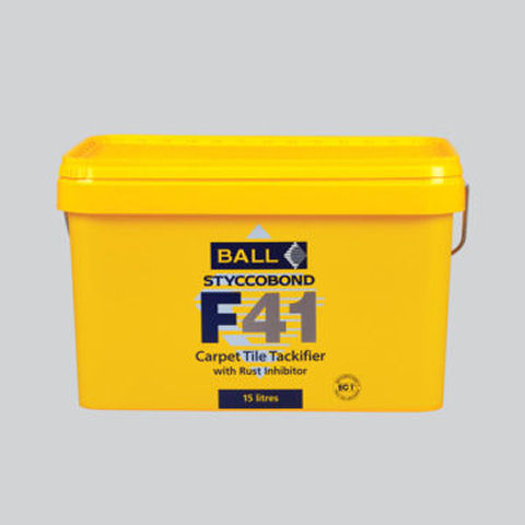 Styccobond F41 Carpet Tile Tackifier – 5 Litres