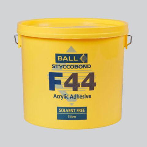Styccobond F44 Acrylic Adhesive – 5 Litres