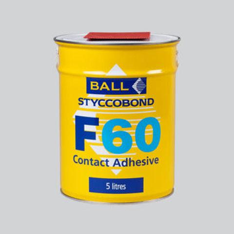 Styccobond F60 Contact Adhesive – 5 Litres